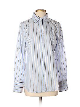 J. Crew 3/4 Sleeve Button-Down Shirt Size M