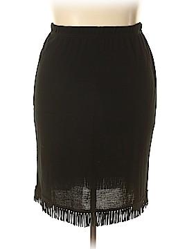 Nina Leonard Casual Skirt Size 1X (Plus)