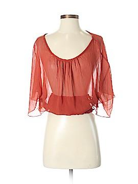 Love J Short Sleeve Blouse Size S
