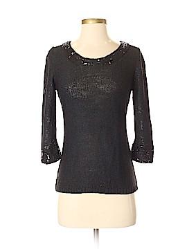Barbara Bui Silk Pullover Sweater Size XS