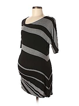 Jessica Simpson Short Sleeve T-Shirt Size L (Maternity)