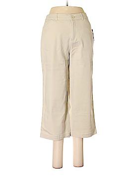 Croft & Barrow Khakis Size 6