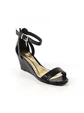Thalia Sodi Wedges Size 6 1/2