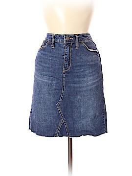 Universal Thread Denim Skirt Size 6