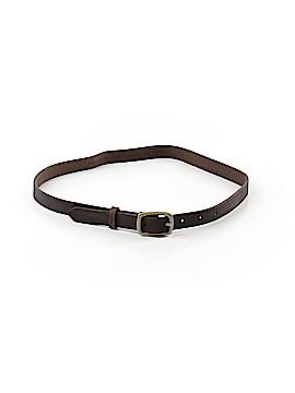 Club Monaco Leather Belt Size XS