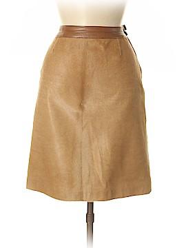 Carlisle Faux Leather Skirt Size 6