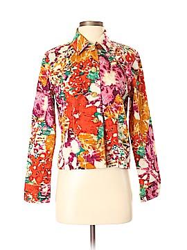 Coldwater Creek Long Sleeve Button-Down Shirt Size XS