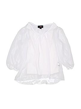 Iz Byer 3/4 Sleeve Blouse Size 10 - 12