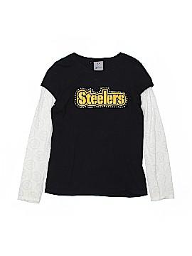 NFL Long Sleeve T-Shirt Size 16 - 18