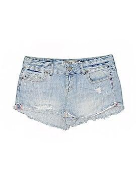 Victoria's Secret Pink Denim Shorts Size 2