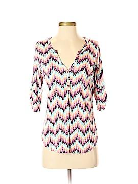Pixley 3/4 Sleeve Top Size S