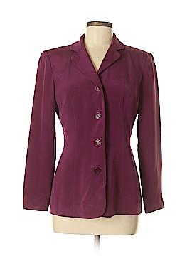 Maggy London Silk Blazer Size 6