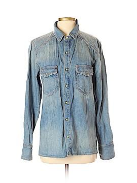 Rag & Bone/JEAN Long Sleeve Button-Down Shirt Size XS