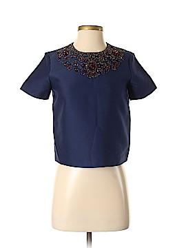 C. Wonder Short Sleeve Blouse Size 00
