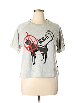 Abbey Dawn Sweatshirt Size XL