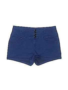 New Look Denim Shorts Size 14