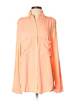 Sam & Lavi Long Sleeve Button-Down Shirt Size XS