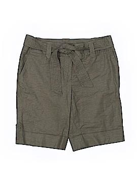 Dalia Collection Khaki Shorts Size 8 (Petite)