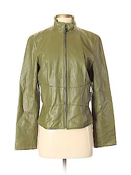 Siena Studio Leather Jacket Size M