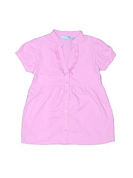 Blue Heart Dress Size 7 - 8