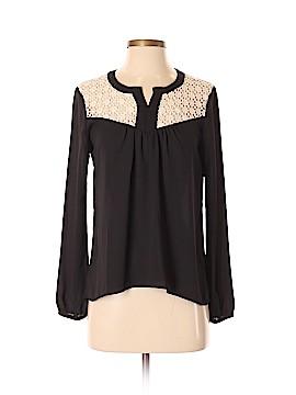 Monteau Long Sleeve Top Size S