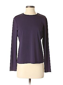 Lafayette 148 New York Long Sleeve T-Shirt Size S