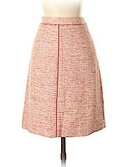 Ann Taylor Women Silk Skirt Size 2 (Petite)