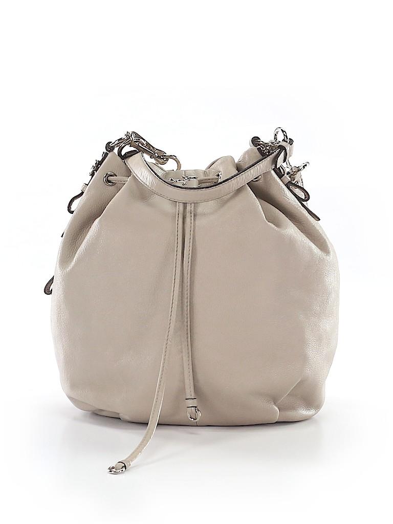 08c961e6ef7b ... inexpensive pin it coach women leather bucket bag one size 00f78 e98d3