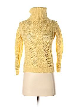 Linda Allard Ellen Tracy Turtleneck Sweater Size P