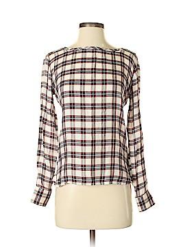 Ann Taylor LOFT Outlet Long Sleeve Blouse Size XXS (Petite)
