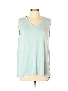 Rose & Olive Sleeveless Top Size XL