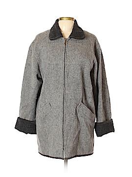 St. John's Bay Wool Coat Size 12