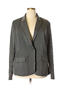 Ambiance Apparel Blazer Size 3X (Plus)