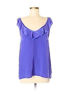 MYNE Sleeveless Silk Top Size 6