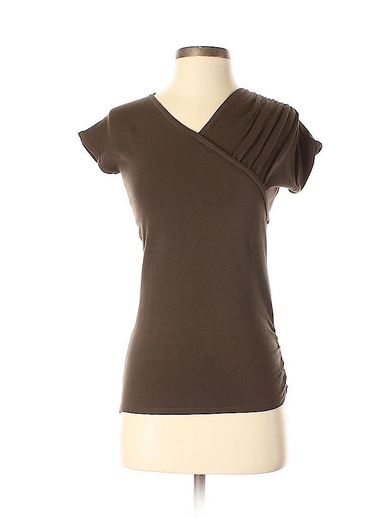 Vivienne Vivienne Tam Women Short Sleeve Top Size XS