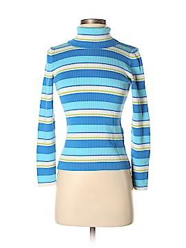 Petite Sophisticate Turtleneck Sweater Size P (Petite)