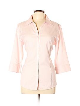 Eddie Bauer Long Sleeve Button-Down Shirt Size XL