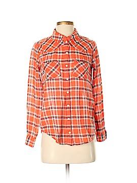 Joie Long Sleeve Button-Down Shirt Size XXS