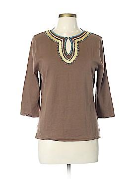 August Silk Silk Pullover Sweater Size XL