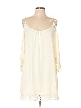 Ark & Co. 3/4 Sleeve Blouse Size L