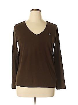 Lauren Jeans Co. Long Sleeve T-Shirt Size XL