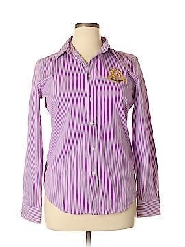 Ralph Lauren Sport Long Sleeve Button-Down Shirt Size 14