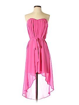 Lavender Brown Cocktail Dress Size S