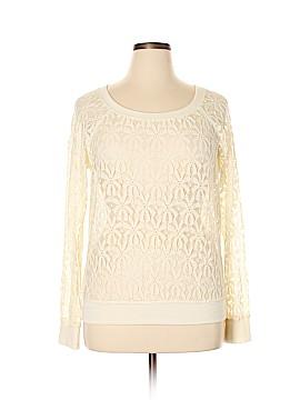 Belle Du Jour Long Sleeve Blouse Size 1X (Plus)
