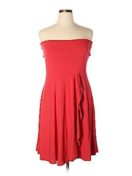 Ann Taylor Casual Dress Size 1X (Plus)