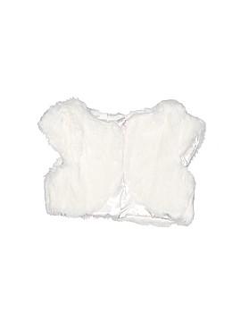 Cherokee Faux Fur Vest Size 3T