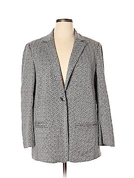 Joan Vass Blazer Size 1X (Plus)