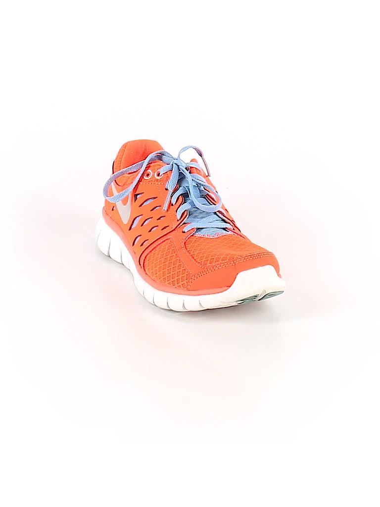 aa169dc3b4 Nike Color Block Orange Sneakers Size 7 - 60% off   thredUP