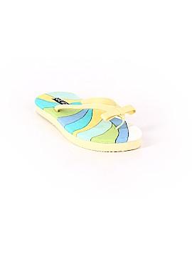 Nine West Flip Flops Size 8