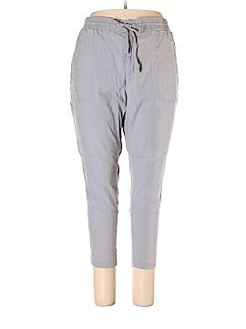 Lou & Grey Linen Pants Size XL